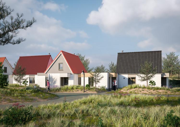 Center parcs park zandvoort center parcs vastgoed for Port zelande map