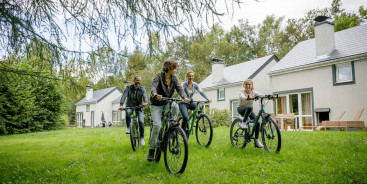 Investeren in Center Parcs Les Ardennes
